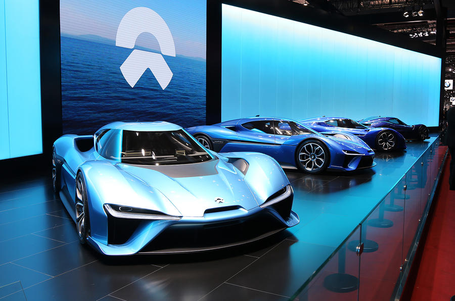 Shanghai motor show 2017 show report and picture gallery for What does a motor vehicle report show