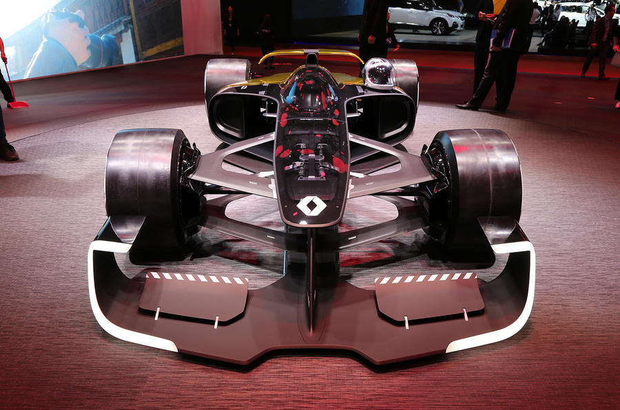 RS 2027 Vision concept