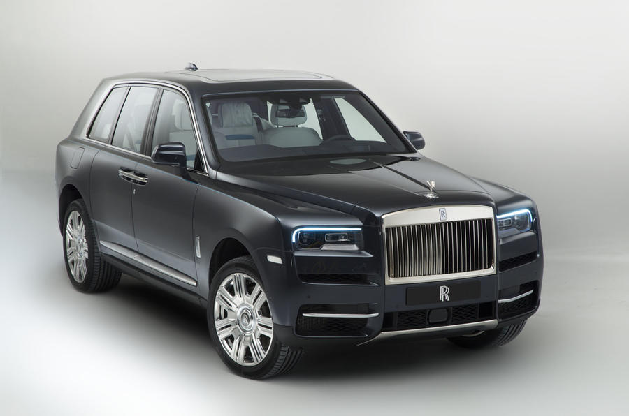 Rolls Royce Cullinan Revealed Exclusive Pictures Of Luxury Suv Autocar