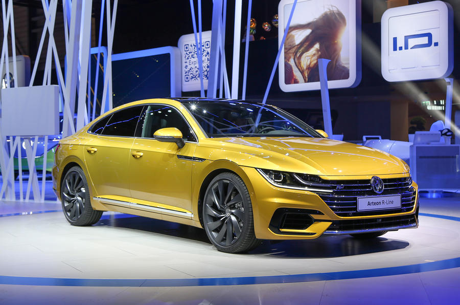 volkswagen considering arteon shooting brake autocar. Black Bedroom Furniture Sets. Home Design Ideas
