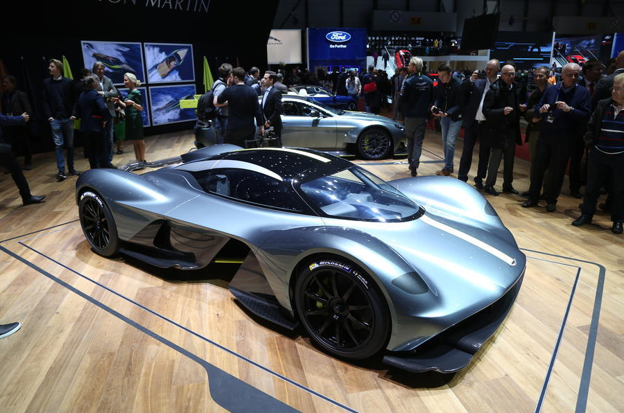 Aston Martin CEO bans customers from selling Valkyrie build slots