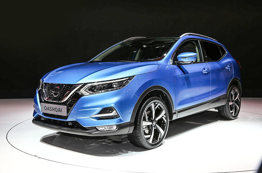 2017 nissan qashqai on sale now priced from 19 295 autocar. Black Bedroom Furniture Sets. Home Design Ideas