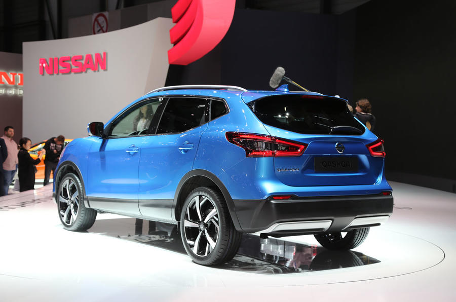 2017 nissan qashqai on sale now priced from 19 295 autocar for Farben nissan qashqai