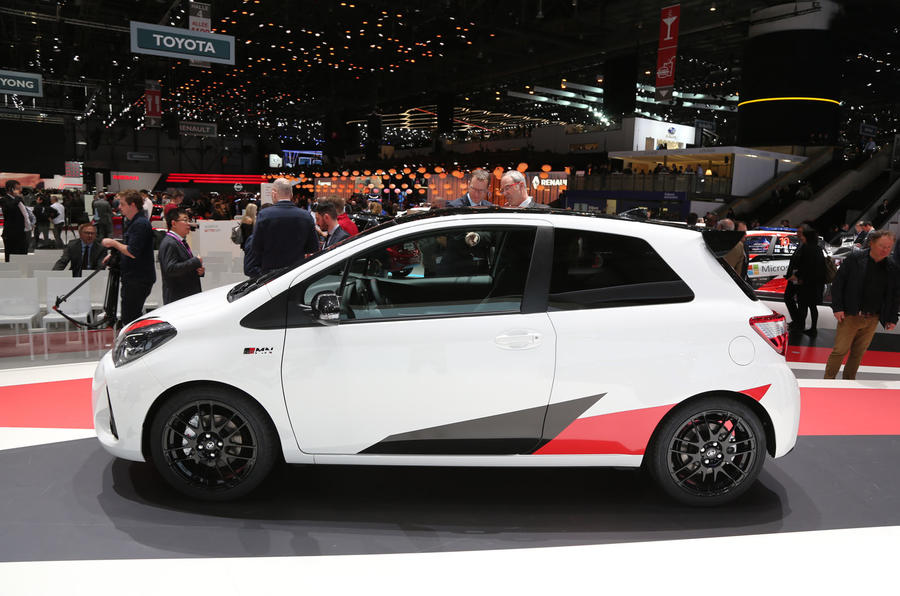 supercharged toyota yaris grmn full specs confirmed auto magazine auto reviews auto shows. Black Bedroom Furniture Sets. Home Design Ideas