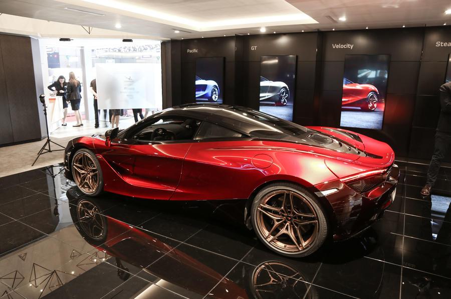 Mclaren Price 2017 >> Bespoke McLaren 720S Velocity by MSO revealed | Autocar