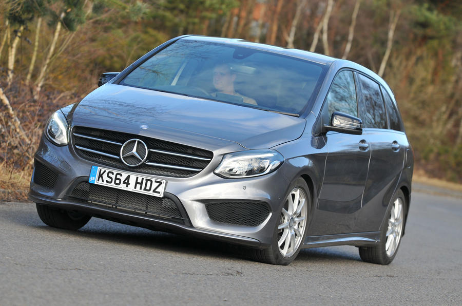 2015 Mercedes-Benz B 220 CDI AMG Line 7G DCT review review | Autocar