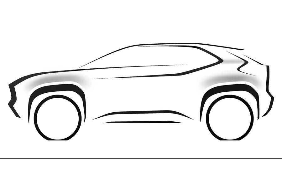 Toyota's new B-segment SUV