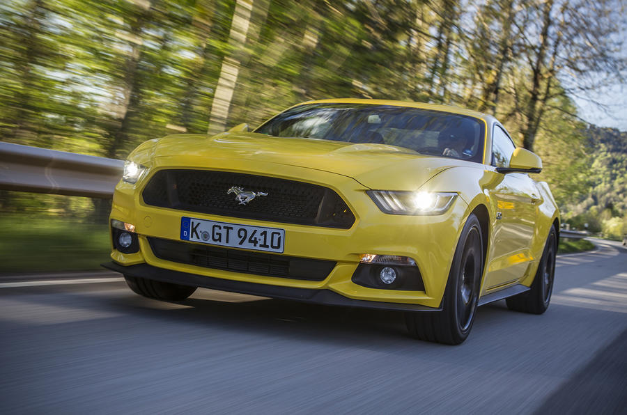 415bhp Ford Mustang 5.0 V8