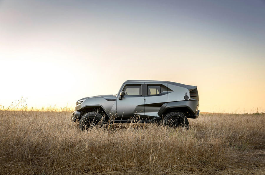 500bhp Rezvani Tank will be 'toughest SUV on the planet'