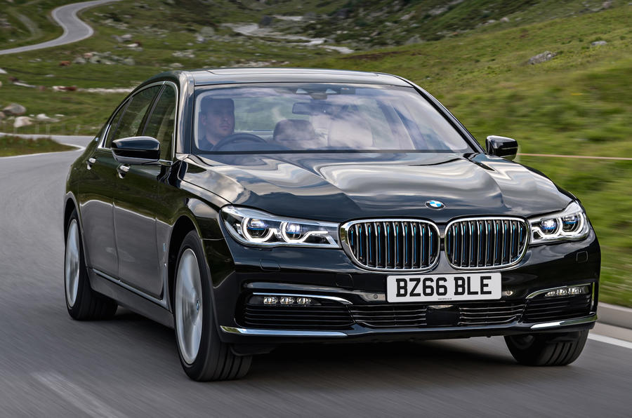 2016 bmw 740le xdrive uk review autocar. Black Bedroom Furniture Sets. Home Design Ideas