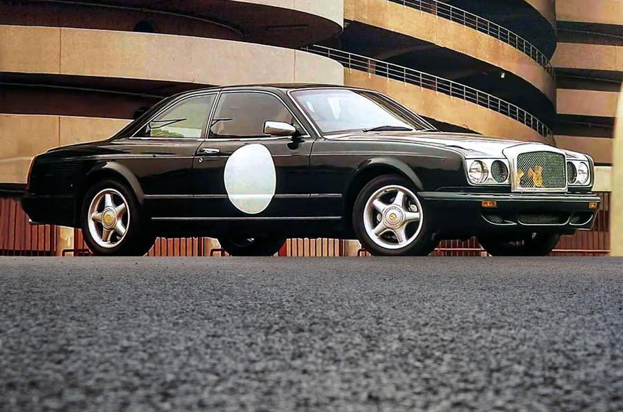 A Modern Blower Bentley Throwback Thursday Autocar