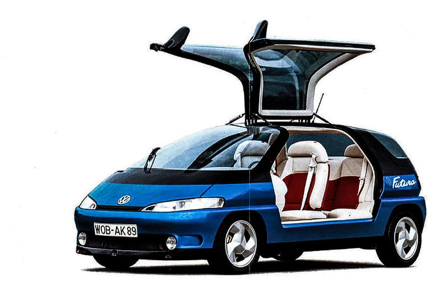 Volkswagen Futura concept