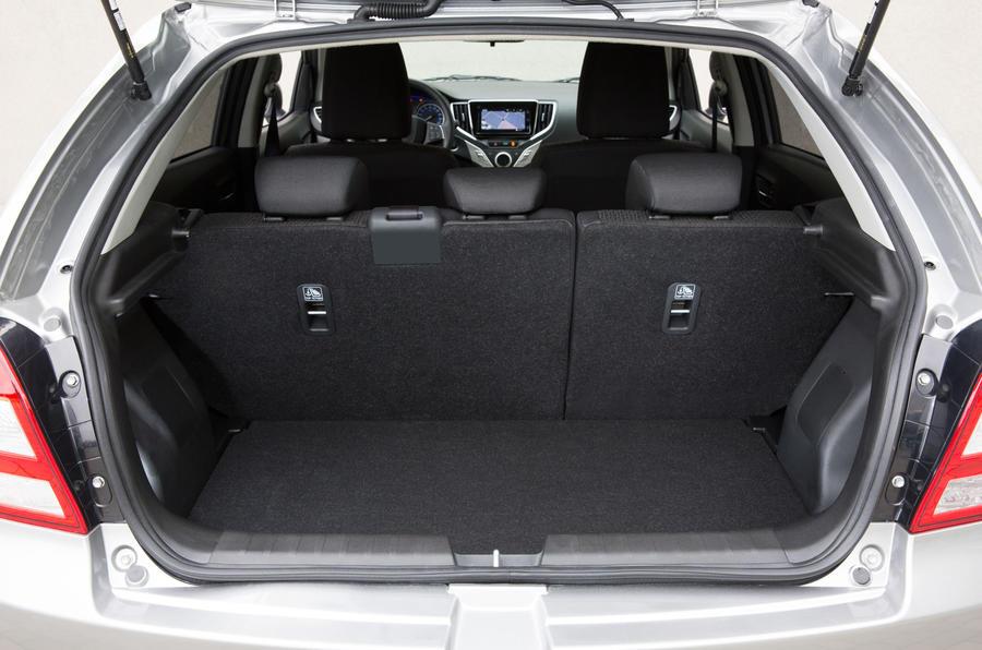 2016 Suzuki Baleno 1 0 Boosterjet Review Review Autocar