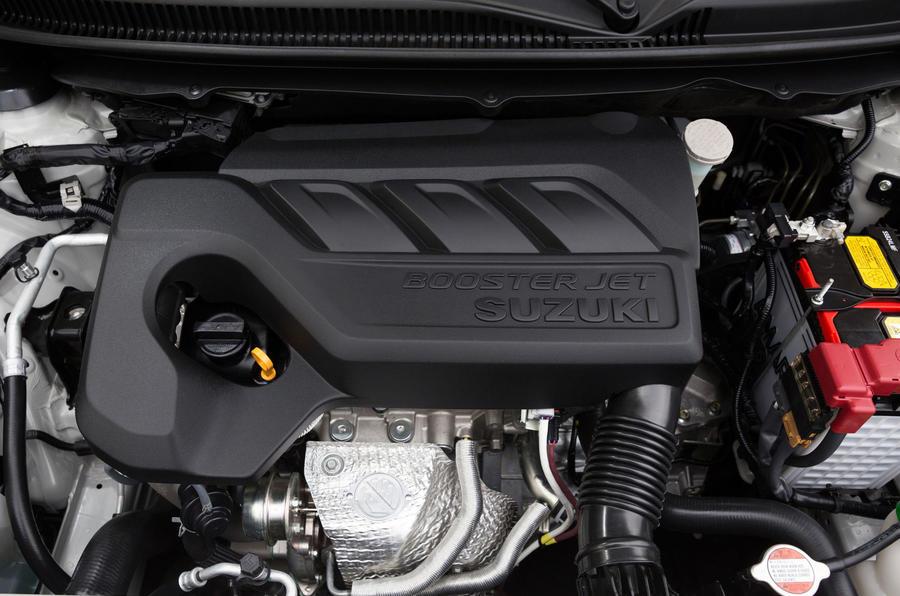1.0-litre Suzuki Baleno petrol engine