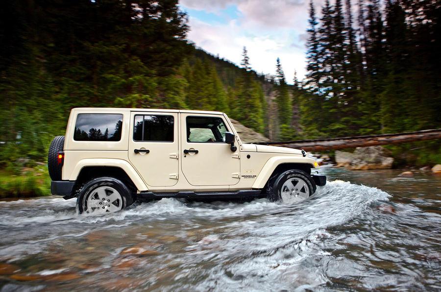Jeep Wrangler 3.6 v6 Sahara 5dr