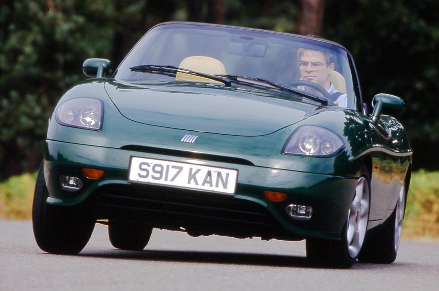 1997 Type 183 Fiat Barchetta