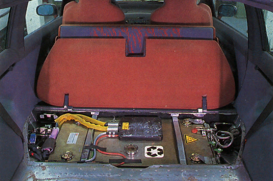 1992 BMW E1 battery pack