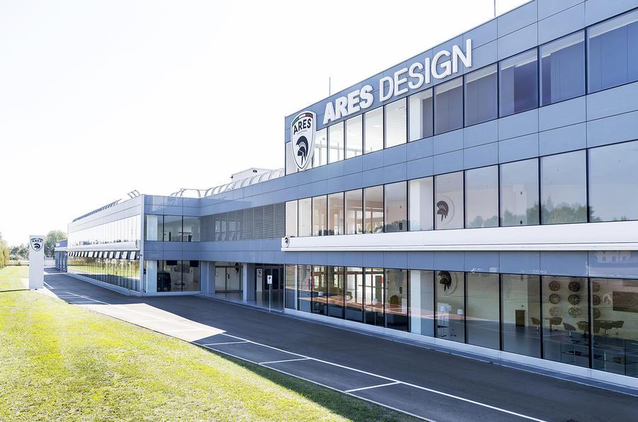 Ares Modena plant