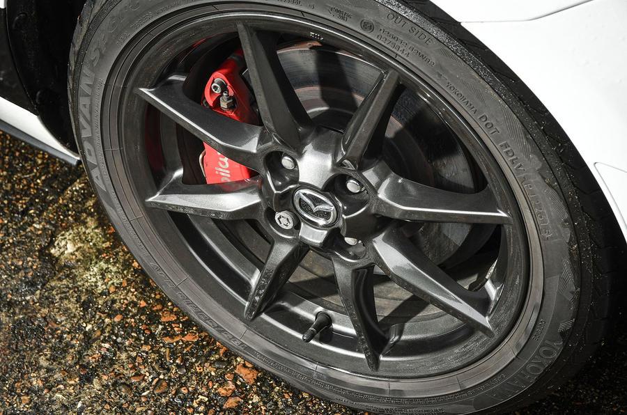 BBR Mazda MX-5 2018 wheel