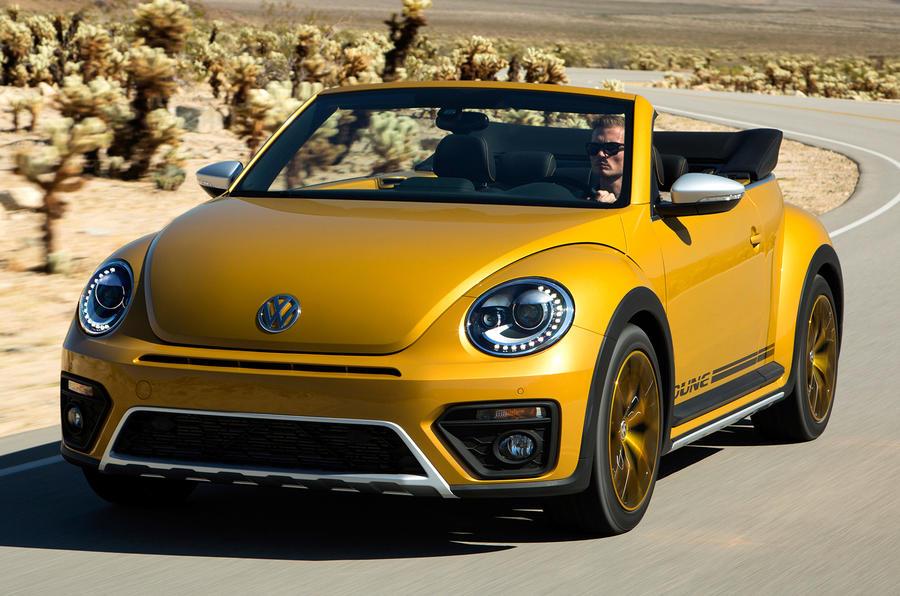4 star Volkswagen Beetle Dune