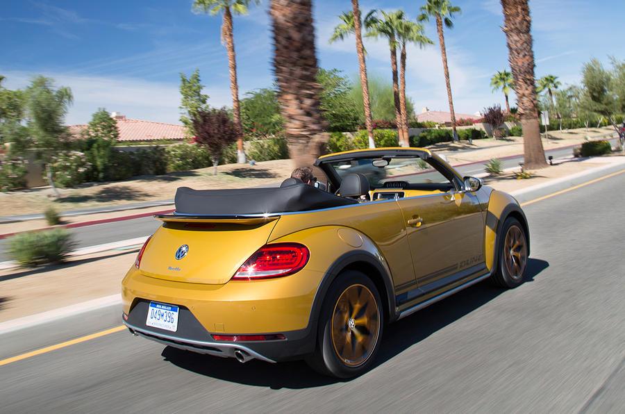 168bhp Volkswagen Beetle Dune