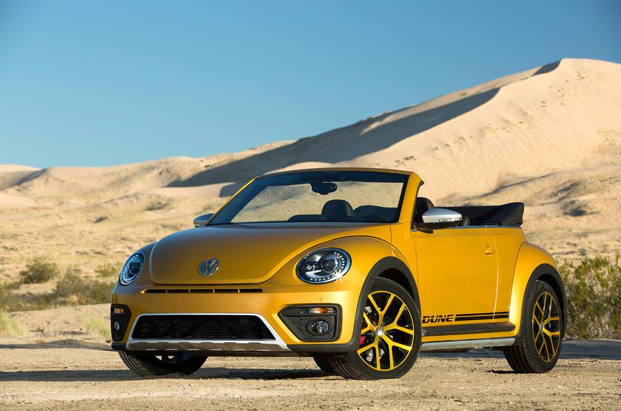 141mph Volkswagen Beetle Dune