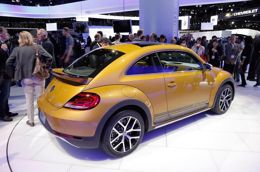 Vw Diesel Engines >> 2016 Volkswagen Beetle Dune now on sale   Autocar