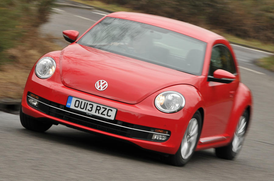 Volkswagen Beetle hardtop and Scirocco uncertain