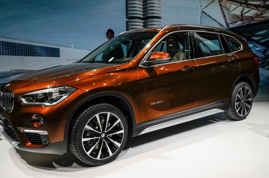 Bmw Unveils New Long Wheelbase X1 Li In Beijing Autocar