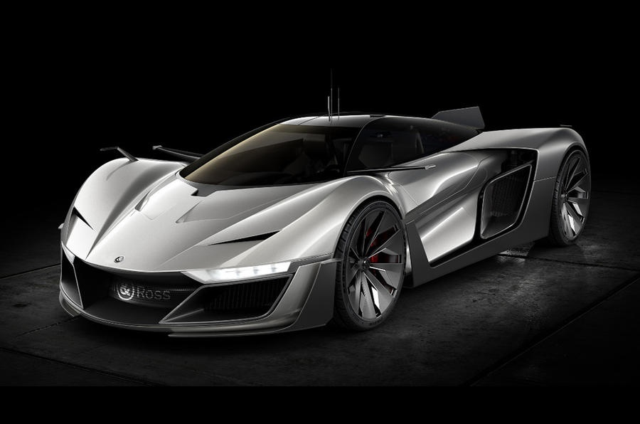Bell and Ross AeroGT concept car