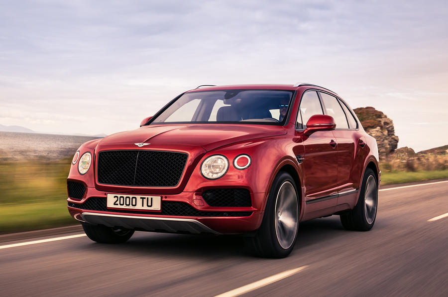 The 2019 Bentley Bentayga V8 Is Probably the One to Have
