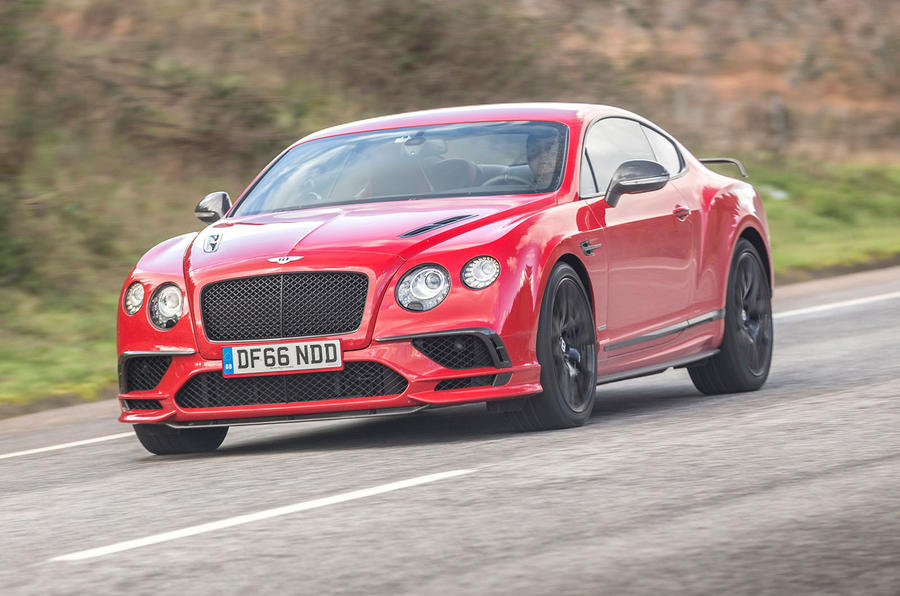 bentley continental supersports front quarter view. Cars Review. Best American Auto & Cars Review