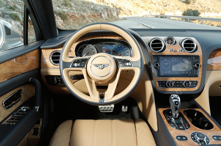 2016 bentley bentayga review review | autocar