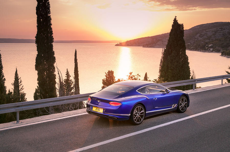 New Bentley Continental Gt Revealed Full Specs And Video