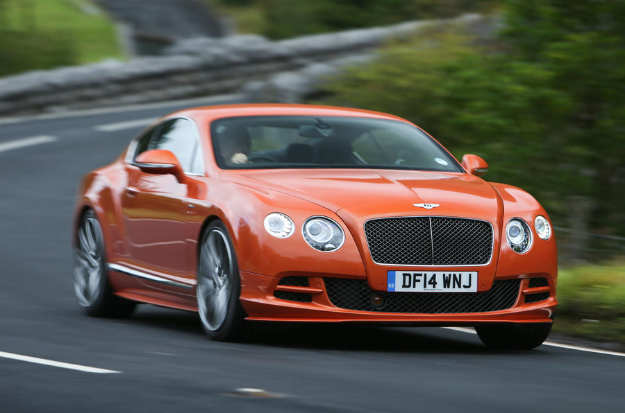 bentley continental gt 2004 2009 used buying guide. Black Bedroom Furniture Sets. Home Design Ideas