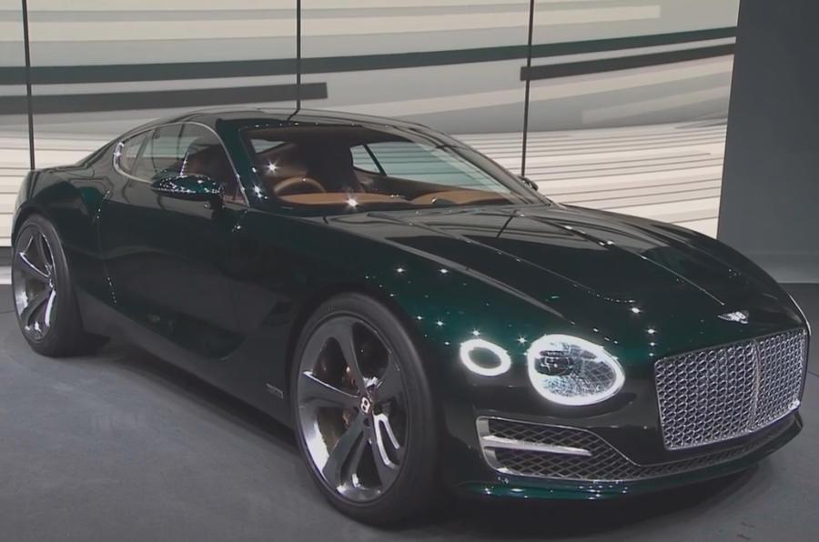 Vwvortex Geneva 2015 Bentley Exp 10 Speed 6 Concept
