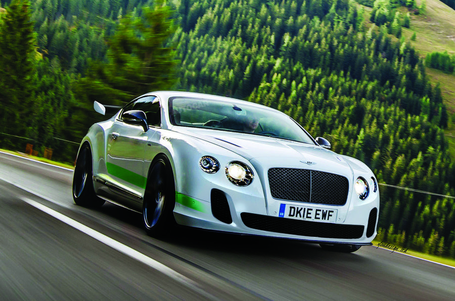 Bentley plots extreme rear-drive sports car for 2016 | Autocar