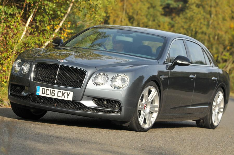 2016 Bentley Flying Spur V8s Review Review Autocar