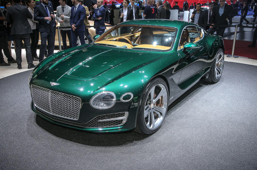 Nice New Bentley EXP 10 Speed 6 Concept Previews Two Seat Sports Car | Autocar