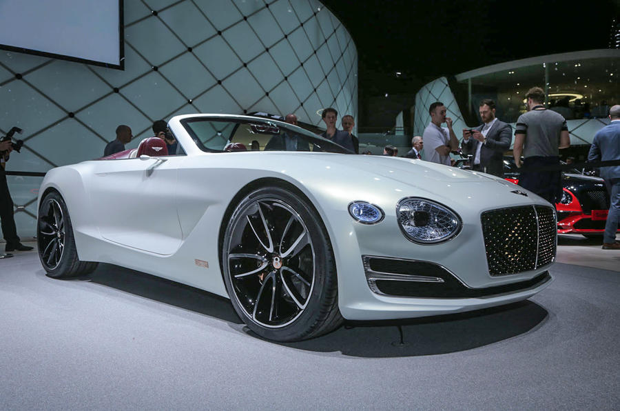 bentley boss lifts the lid on new electric sports car autocar. Black Bedroom Furniture Sets. Home Design Ideas