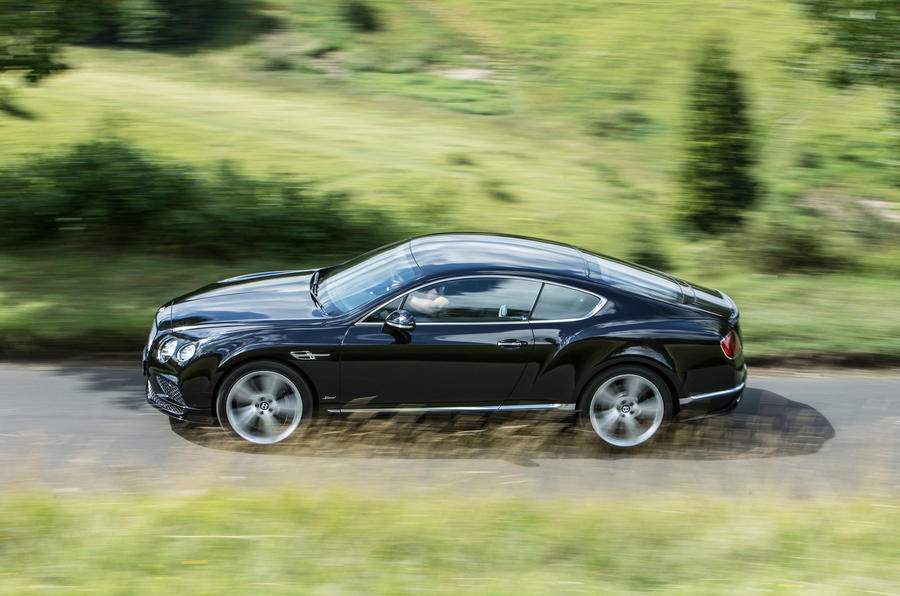 £168,300 Bentley Continental GT Speed