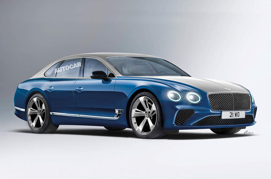19 Flying Spur