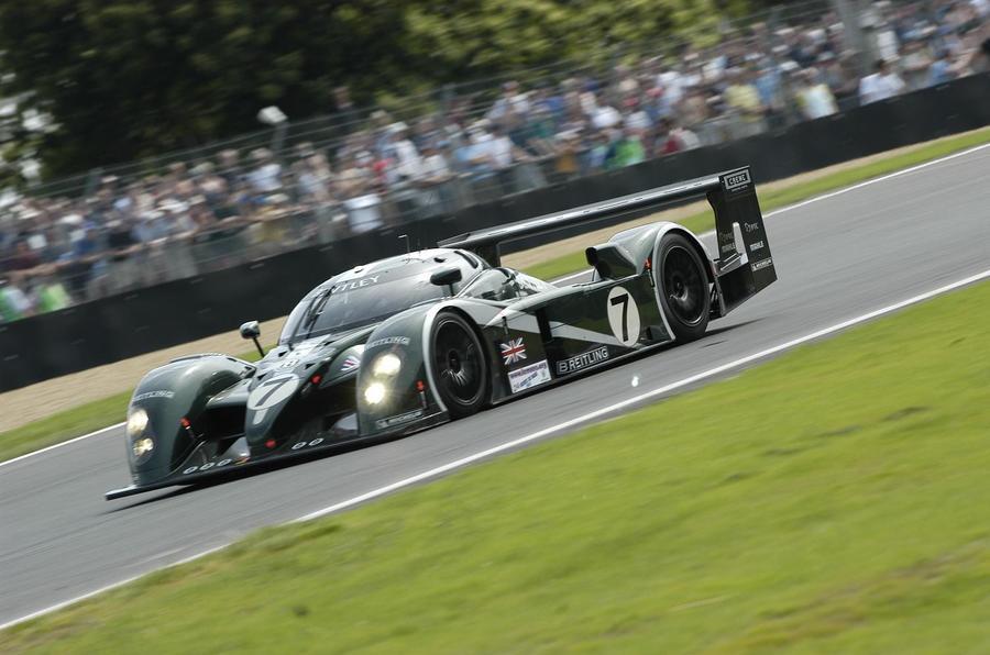 Bentley Le Mans LMP2