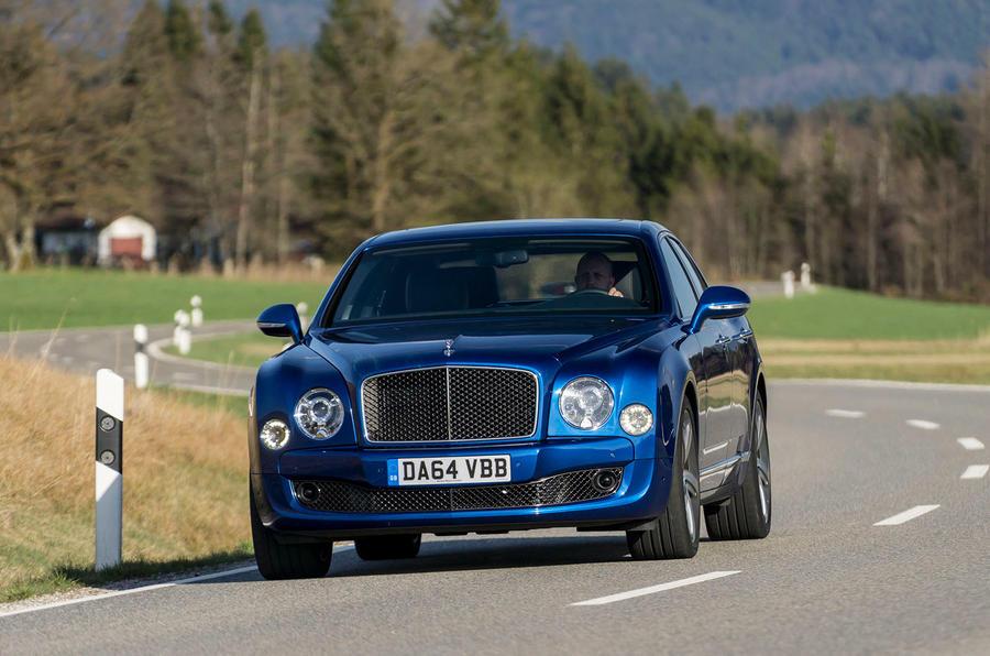 530bhp Bentley Mulsanne Speed