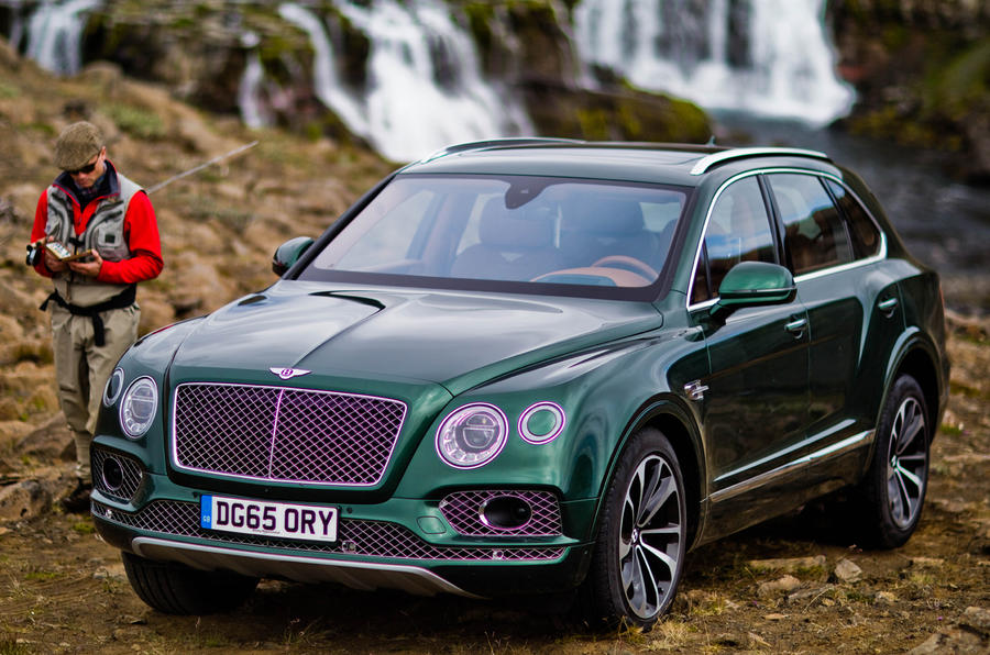 bentley bentayga fly fishing edition created by mulliner. Black Bedroom Furniture Sets. Home Design Ideas