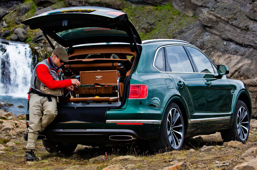 Bentley Bentayga Fly Fishing Edition Created By Mulliner