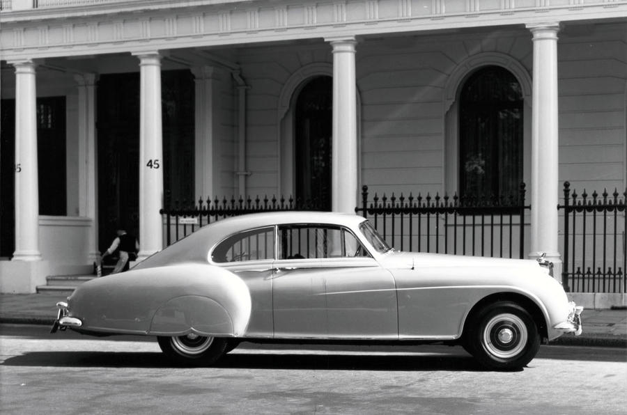 83: 1952 Bentley R-type Continental