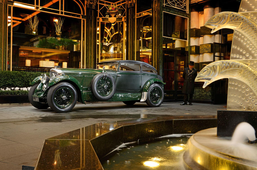 70: 1930 Bentley Speed Six