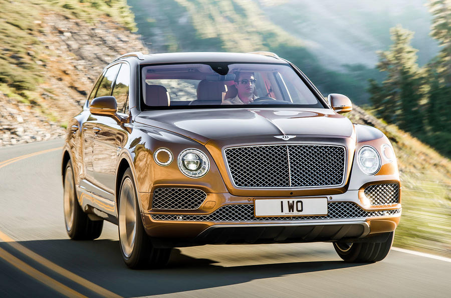 New 163 160k Bentley Bentayga Is Sold Out For First Year Of