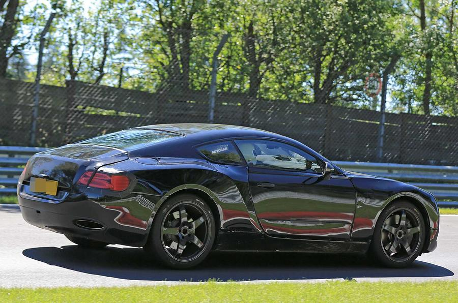 2018 Bentley Continental GT and GTC – latest spy pics ...